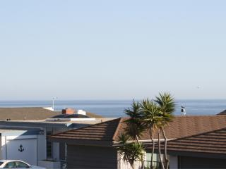 Ocean View from the fron patio