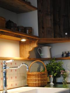 Details of the Kitchen