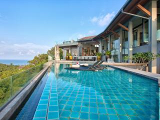 Amazing Infinity Pool with some of the best views on Samui
