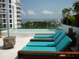 Penthouse Terra  in Nuevo Vallarta beach side.