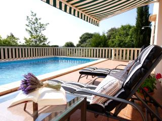 Nice house with frutals trees and private pool, Son Macia