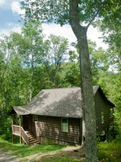 The Cabins at Long Branch: Sassafras Breeze, Nantahala Township