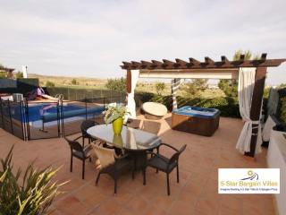Villa Cleopatra, El Valle Golf resort Murcia Spain