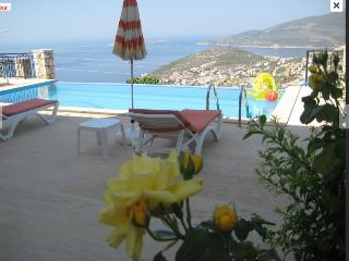 Villa Baynur, Kalkan, Turkey villas to rent