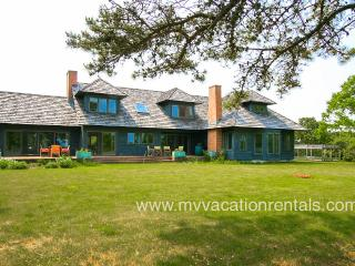 MORIG - Great Pond Waterfront, Beach Access, Association Tennis, Edgartown