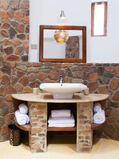 Ensuite Tower Bathroom