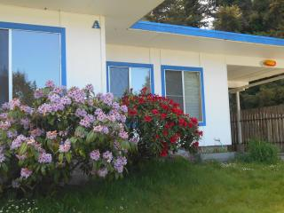 Spacious suite on the coast. A, Coos Bay