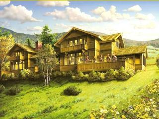 3 Bedroom Villa at Trapp Family Lodge in Stowe VT