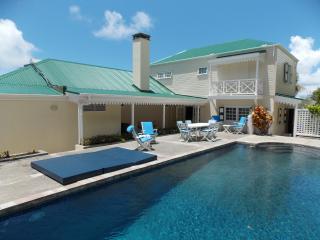Zetland Breeze on the island of Nevis