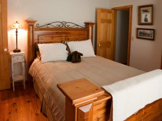 The two bedrooms are furnished with the highest quality matresses and linens.