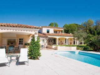 Villa Chagall St. Tropez Holiday Rental with a Pool, Gassin