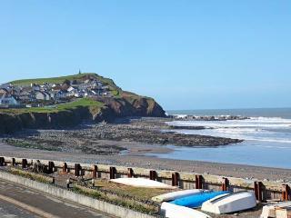 TRYSOR Y MOR, sea views, child-friendly, fantastic coastal location,  in Boerth, Ref. 28596