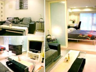 Furnished Studio near 3 MRT station in city center, Taipéi