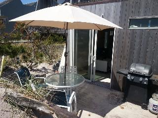 Fabulous cabana on the beach near NYC, Fire Island Pines