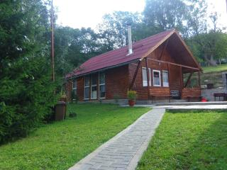 Beautiful and cosy chalet in the middle of the nat, Campeni