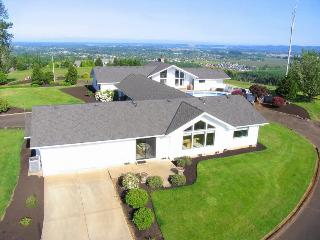 In the Heart of Wine Country on 21 Acres!! Views!!