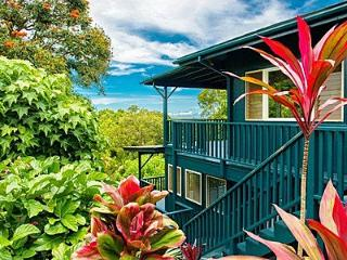 BALI STUDIO, LUSH ACRES & STREAM IN KAPA, Kapaa