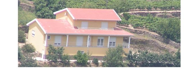 Panoramic view of the house