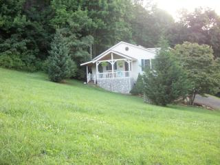 Mountain View Creek  Cottage - On 5 beautiful private acres