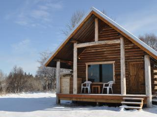 Old Town Kenai Cabin: Spectacular Waterfront View