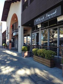 Shattuck Avenue in Gourmet Ghetto