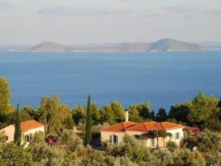 Villa Maria – Greek nature and view over the sea