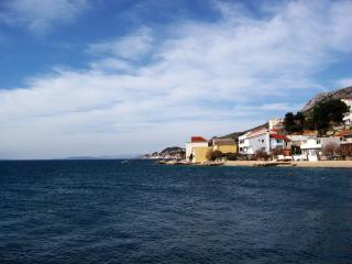 Dalmatia, apartments on the beach