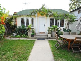 Charming Santa Monica Beach Bungalow