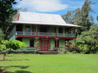 Tranquil cottage in farm setting minutes from Hawi