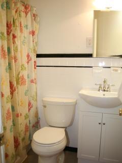 Paradise Room Bathroom