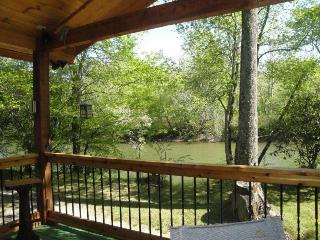 River View from Big Beautiful Porch