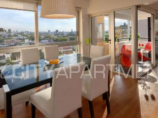 GYM & POOL 2 BEDROOM/ 2 BATH (PT2) GREAT VIEWS FROM THE 7TH FLOOR!, Buenos Aires