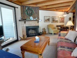TREEHOUSE 108: Cute 1 Bed/1 Bath Condo, Sleeps 5, Ground Floor, Large Clubhouse, Hiking, Free Bus, Silverthorne