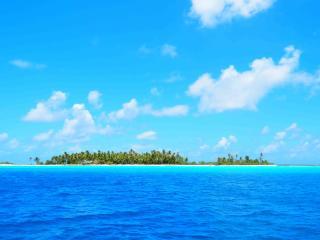 FAFARUA : your house on your Private Island, Tikehau