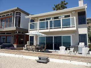 Family Beach Home on the Sand