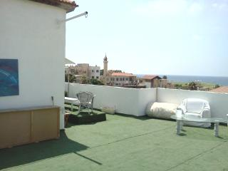 A beautiful rooftop oceanfront home, Gedera
