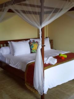 Villa Gillis bed room