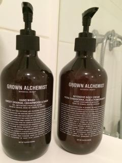 Bath & Body Care Products by Grown Alchemist