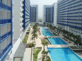 1 bdrm Condo near Mall of Asia + Wifi