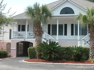 Marsh Front Beach Cottage with Golf Cart, Isle of Palms