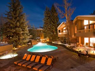 Gant One Bedroom has Heated Pools, Hot Tub, Gym, FP,  Balconies & Views!, Aspen