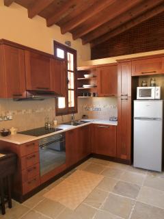 Anoï Two-Bedroom Kitchen.