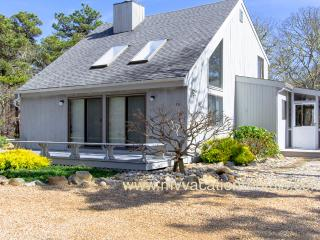 BOGUJ - South Beach Contemporary,  Light Filled Interior,  Screened Porch and Sunny Deck, Conveniently located to Beach and Five minute drive to Edgartown Village Center