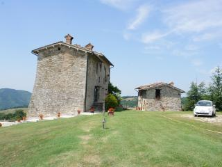Palazzo Scagliae Castle in Gubbio Umbria Sleeps 8+