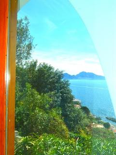 View of Capri From Master Bedroom!