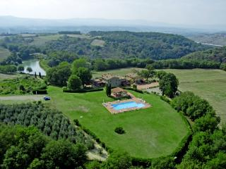 Colline House, in Tuscany, Residence Il Palazzo