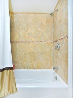 Detail of tub/ shower