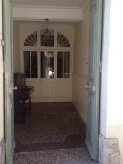 Entrance Hall, look at the floor!