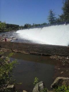 Waterfall in Juliette