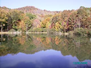 north carolina mountain vacation rental, Franklin